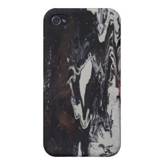 Ginger Che Flying Horses iPhone 4 Case