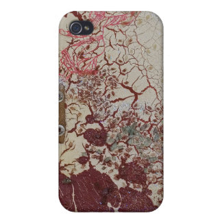 Ginger Che Stepping Out iPhone 4 Case