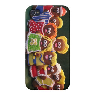 Ginger Cookies iPhone 4/4S Covers