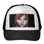Ginger Digital Girl Hat