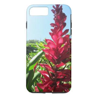 Ginger Flower iPhone 7 Plus Case