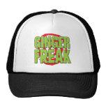 Ginger Freak G Mesh Hats