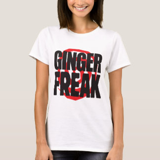 Ginger Freak T-Shirt