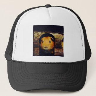 Ginger Guinea Pig Gifts Trucker Hat