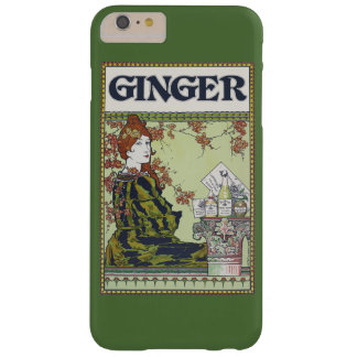 Ginger in vintage barely there iPhone 6 plus case