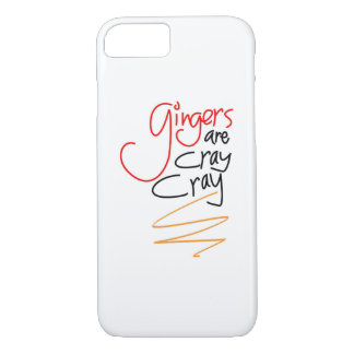 Ginger iPhone 7 Case