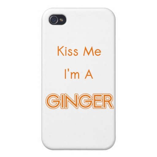 GINGER COVERS FOR iPhone 4