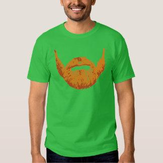 Ginger Irish Beard Shirts