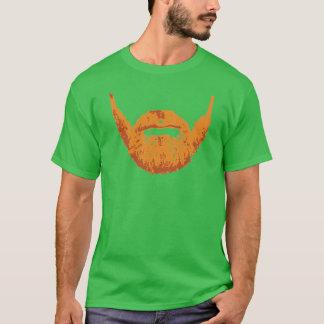 Ginger Irish Beard T-Shirt