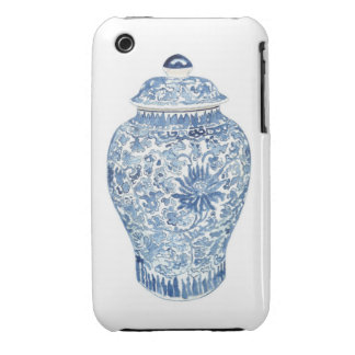 GINGER JAR CASE iPhone 3 COVER