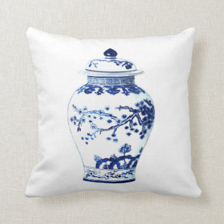 Ginger Jar No. 3 Pillow