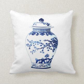 Ginger Jar No. 3 Pillow Cushion