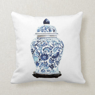 Ginger Jar No. 4 Pillow Cushion