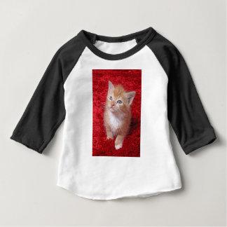 Ginger Kitten Baby T-Shirt