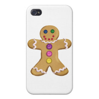 Ginger Man Case For iPhone 4