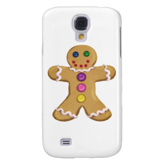 Ginger Man Galaxy S4 Case