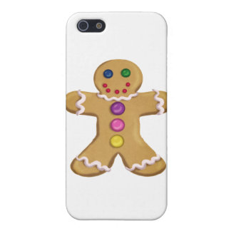 Ginger Man iPhone 5 Case