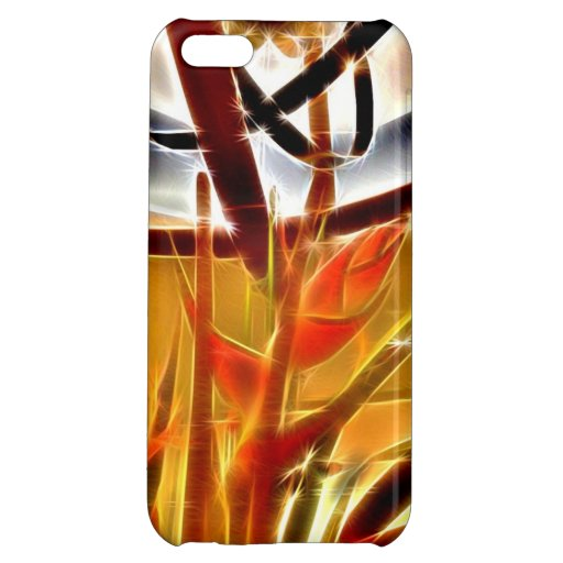 Ginger Mobile iPhone 5C Case