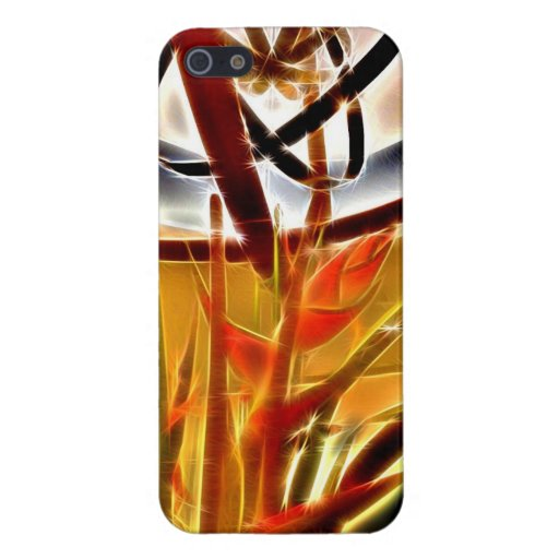Ginger Mobile iPhone 5 Cases