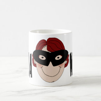 Ginger Ninja Coffee Mug