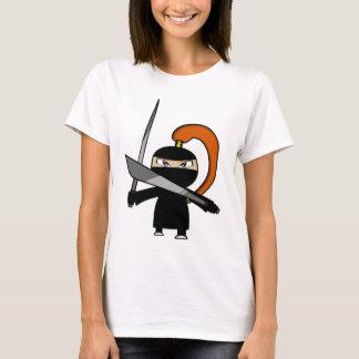Ginger Ninja Figure 3 - Large Pic T-Shirt