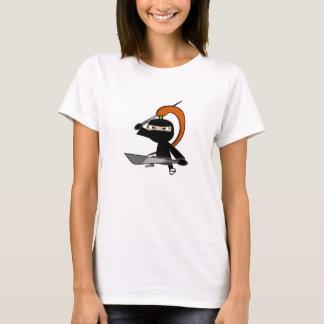 Ginger Ninja Figure 5 T-Shirt