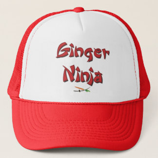 Ginger Ninja hat