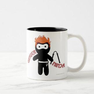 Ginger Ninja Mug