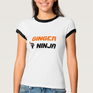 Ginger Ninja Shirt