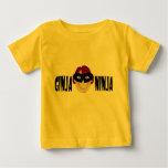 Ginger Ninja Shirts