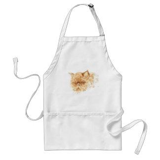 ginger persian standard apron