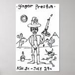 Ginger Preston II Poster