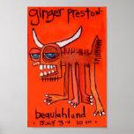 Ginger Preston Poster