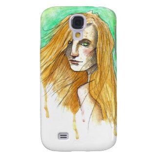 Ginger Samsung Galaxy S4 Galaxy S4 Case