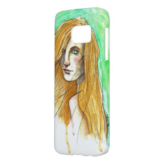 Ginger Samsung Galaxy S7