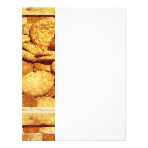 Ginger Snap Cookies in Basket 21.5 Cm X 28 Cm Flyer