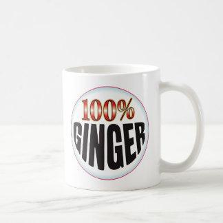 Ginger Tag Coffee Mug