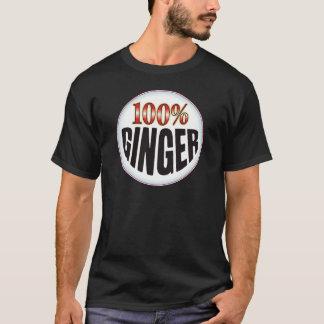 Ginger Tag T-Shirt