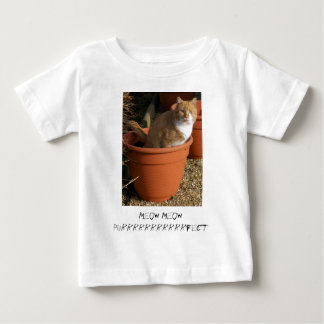 Ginger Tom Cat Infant's Clothing Baby T-Shirt