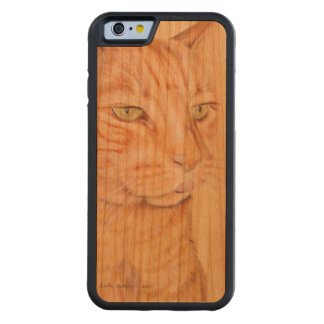 Ginger Tom Cherry iPhone 6 Bumper