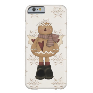 Gingerbread Angel iPhone 6 barely there case