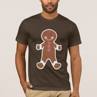 Gingerbread Boy T-Shirt