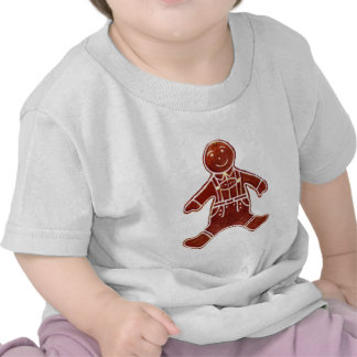 Gingerbread Boy The MUSEUM Zazzle Gifts T-shirt