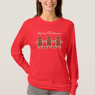 Gingerbread Boys T-Shirt
