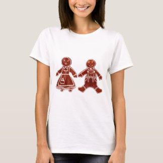 Gingerbread Children 2 jGibney The MUSEUM Zazzle T-Shirt