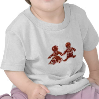 Gingerbread Children 3 The MUSEUM Zazzle Gifts Shirt