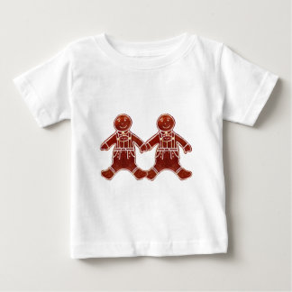 Gingerbread Children Boys The MUSEUM Zazzle Gifts Infant T-Shirt