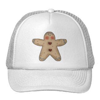 Gingerbread Cookie Cap