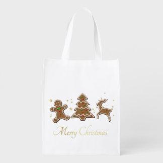 Gingerbread Cookies - Reusable Bag
