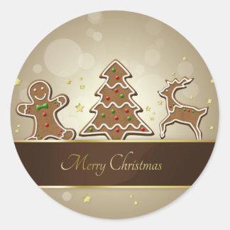 Gingerbread Cookies - Sticker